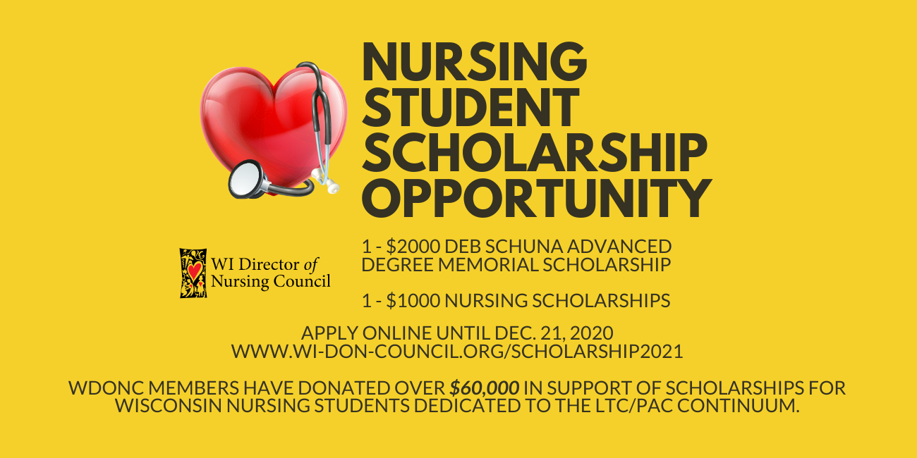 Nursing Scholarship Application